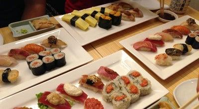 Photo of Sushi Restaurant Sushi of Gari Tribeca at 130 W Broadway, New York, NY 10013, United States