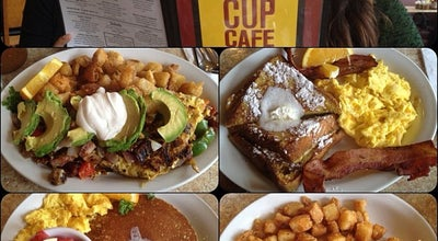 Photo of Breakfast Spot The Coffee Cup Cafe at 3734 E 4th St, Long Beach, CA 90814, United States