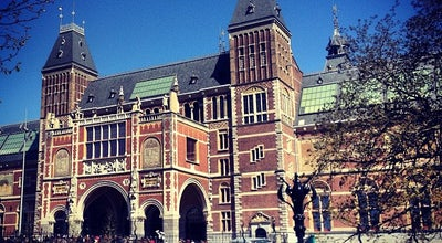 Photo of Art Museum Rijksmuseum at Museumstraat 1, Amsterdam 1071 XX, Netherlands