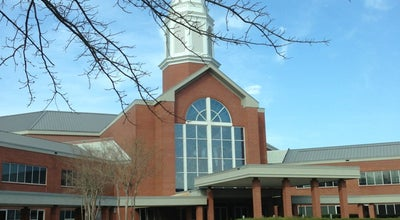 Photo of Church Germantown Baptist Church at 9450 Poplar Ave, Germantown, TN 38139, United States