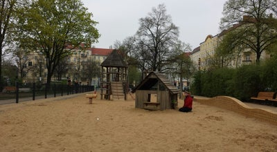 Photo of Playground Spielplatz Wismarplatz at Berlin 10247, Germany