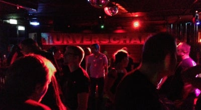 Photo of Rock Club Unverschämt at Bahnhofsplatz 6, Karlsruhe 76137, Germany