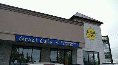 Photo of Breakfast Spot Grazi Cafe at 436 Vansickle Rd, St. Catharines, ON L2S 0A4, Canada