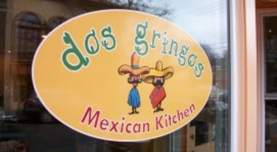 Photo of Mexican Restaurant Dos Gringos Mexican Kitchen at 113 S Olive St, Media, PA 19063, United States