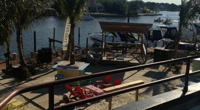 Photo of American Restaurant Lattitude's Deck Bar at Forked River, NJ, United States