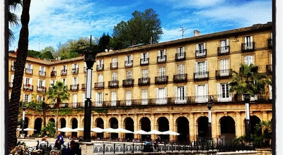 Photo of Plaza Plaza Nueva / Plaza Barria at Plaza Nueva / Plaza Barria, Bilbao 48005, Spain