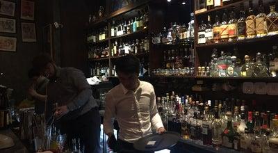 Photo of Cocktail Bar The Tailor Bar at 4/f 2 Huashan Lu, China