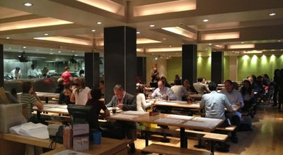 Photo of Japanese Restaurant Wagamama - Wigmore at 101a Wigmore Street, London W1U 1QR, United Kingdom
