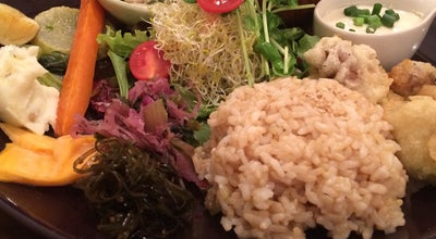 Photo of Vegetarian / Vegan Restaurant meu nota at 高円寺南3-45-11, 杉並区, Japan