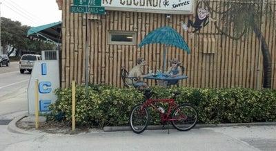 Photo of Ice Cream Shop The Kooky Coconut at 760 Gulf Blvd, Indian Rocks Beach, FL 33785, United States
