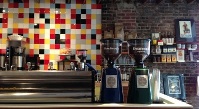 Photo of Coffee Shop Everyman Espresso at 301 W Broadway, New York, NY 10013, United States