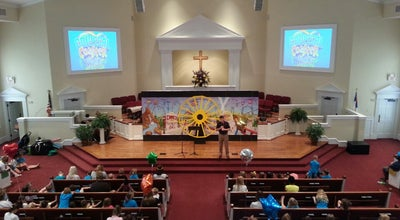 Photo of Church Ivy Creek Baptist Church at 2500 Ivy Creek Rd, Buford, GA 30519, United States