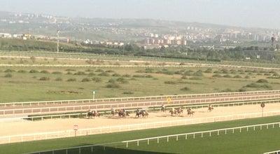 Photo of Racetrack At Sahipleri Locası at Ankara 75. Yıl Hipodromu, Yenimahalle, Turkey