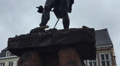 Photo of Historic Site Ambiorix Statue at Grote Markt, Tongeren 3700, Belgium