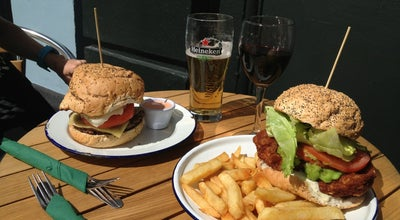 Photo of Burger Joint Bóbó's at 50-51 Dame St, Dublin 2, Ireland
