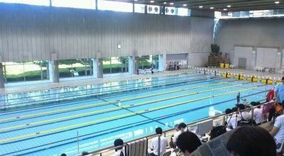 Photo of Pool 東京体育館屋内プール at 千駄ヶ谷1-17-1, 渋谷区, Japan