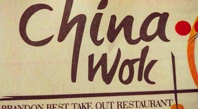 Photo of Chinese Restaurant China wok at 105 S Us Highway 301, Tampa, FL 33619, United States