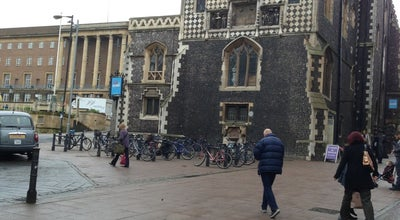 Photo of Historic Site The Guildhall at Gaol Hill, Norwich NR2 1NR, United Kingdom