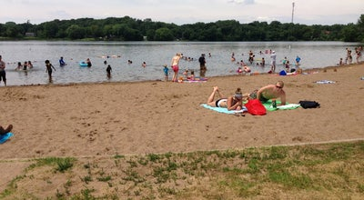 Photo of Beach Carver lake beach at Woodbury, MN, United States