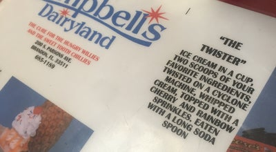 Photo of Ice Cream Shop Campbell's Dairyland at 200 S Parsons Ave, Brandon, FL 33511, United States