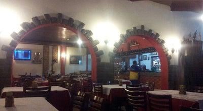 Photo of Pizza Place Due Fratelli at Av. Júlio Brasileiro, 89, Garanhuns 55297-010, Brazil