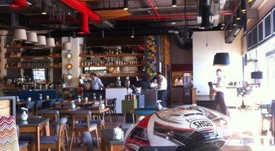 Photo of Cafe Kirpi Cafe & Restaurant at Maltepe Carrefour Alışveriş Merkezi, İstanbul 34864, Turkey