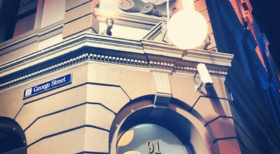 Photo of Belgian Restaurant Guylian Belgian Chocolate Cafe at 91 George St, Sydney, Ne 2000, Australia