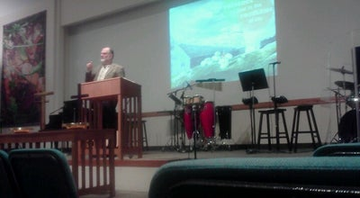 Photo of Church Christ Community Church at 329 N Williamson Blvd, Daytona Beach, FL 32114, United States