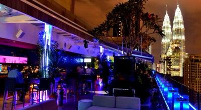 Photo of Cocktail Bar View Rooftop Bar at 199 Jalan Tun Razak, Kuala Lumpur 50400, Malaysia