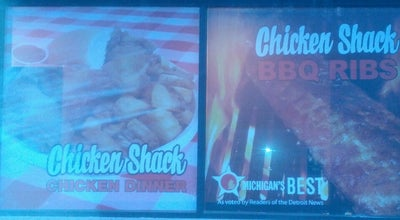 Photo of Fried Chicken Joint Chicken Shack at 17168 Fort St, Riverview, MI 48193, United States