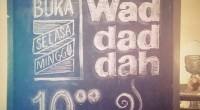 Photo of Coffee Shop Waddaddah Kopi Susu Khas Bulukumba at Jl. Gegerkalong Hilir 128, Bandung 40153, Indonesia