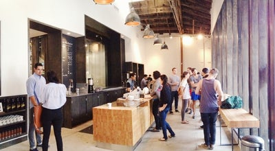 Photo of Coffee Shop Stumptown Coffee Roasters at 806 S Santa Fe Ave, Los Angeles, CA 90021, United States
