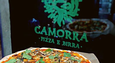 Photo of Pizza Place Camorra Pizza&Birra at Ковенский Пер., 14, Санкт-Петербург, Russia