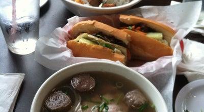 Photo of Vietnamese Restaurant Simply Pho at 2929 Milam St, Houston, TX 77006, United States