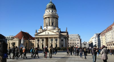 Photo of Plaza Gendarmenmarkt at Gendarmenmarkt, Berlin 10117, Germany