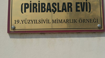 Photo of History Museum Piribaşlar Kültür Evi at Turkey