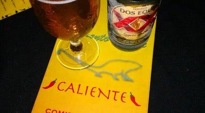 Photo of Mexican Restaurant Caliente at Serra Negra, Brazil