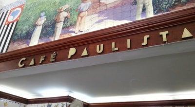 Photo of Cafe Café Paulista at Pç. Rui Barbosa, 8, Santos, Brazil