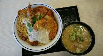Photo of Diner かつや 福島競馬場前店 at 福島市, Japan