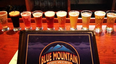 Photo of American Restaurant Blue Mountain Brewery at 9585 Critzers Shop Rd, Afton, VA 22920, United States