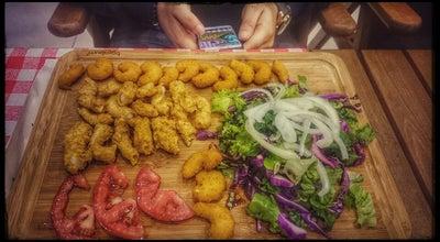 Photo of Fish and Chips Shop Hamsi Finger Avcılar at Ambarli Mah. Plaj Yolu Sok. 3/1, İstanbul 34000, Turkey