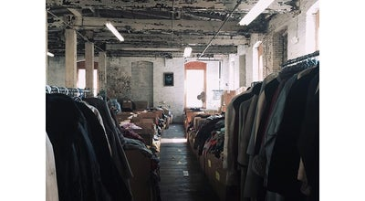 Photo of Thrift / Vintage Store Bulk Vintage Warehouse at 2438 Coral St, Philadelphia, PA 19125, United States