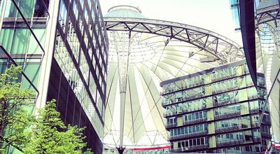 Photo of Building Sony Center at Potsdamer Str. 4, Berlin 10785, Germany