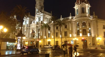 Photo of Plaza Plaça de l'Ajuntament at Pl. De L'ajuntament, Valencia 46002, Spain
