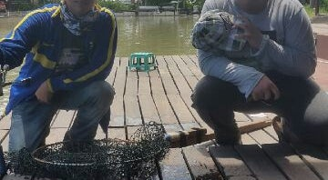 Photo of Lake Monstero Fishing Pond at Desa Gebang, Sidoarjo, Indonesia