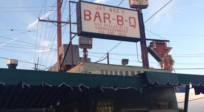 Photo of Restaurant Jaybee's Bar-B-Q at 15911 S Avalon Blvd, Gardena, CA 90248, United States