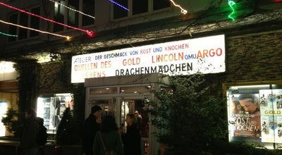 Photo of Indie Movie Theater City Kinos at Sonnenstr. 12, München 80331, Germany