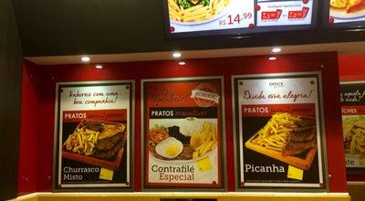 Photo of Brazilian Restaurant Office Gourmet at Caxias Shopping, Duque de Caxias 25065-004, Brazil
