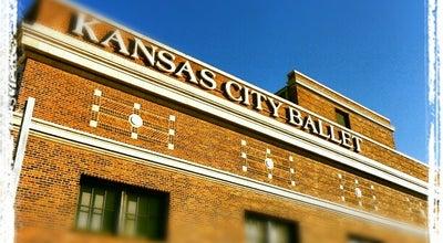 Photo of Dance Studio Kansas City Ballet - Todd Bolender Center for Dance & Creativity at 500 W Pershing Rd, Kansas City, MO 64108, United States