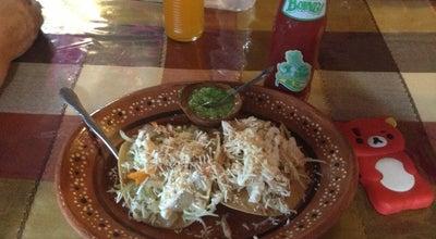 Photo of Mexican Restaurant Pozoleria Garcia's at Hacienda Presillas, Ciudad Nezahualcóyotl, Mexico